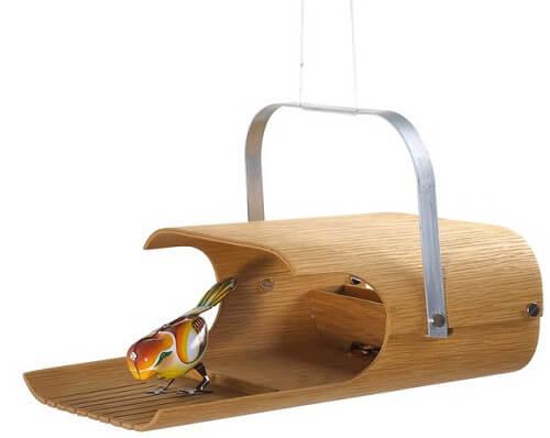 Piepschau-birdhouse