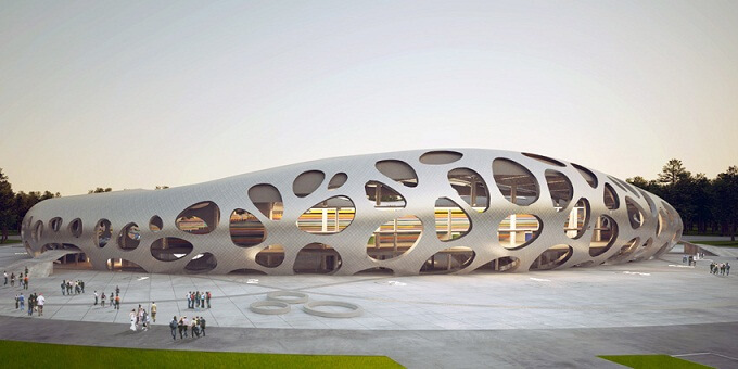 Stadium-structure-by-OFIS