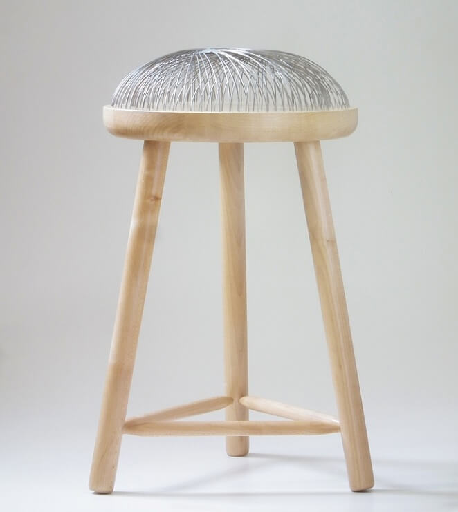 Dome-inspired-stool