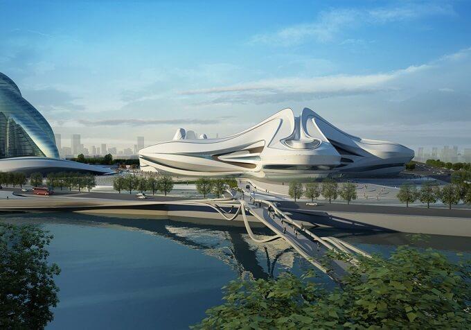 Futuristic-design-project