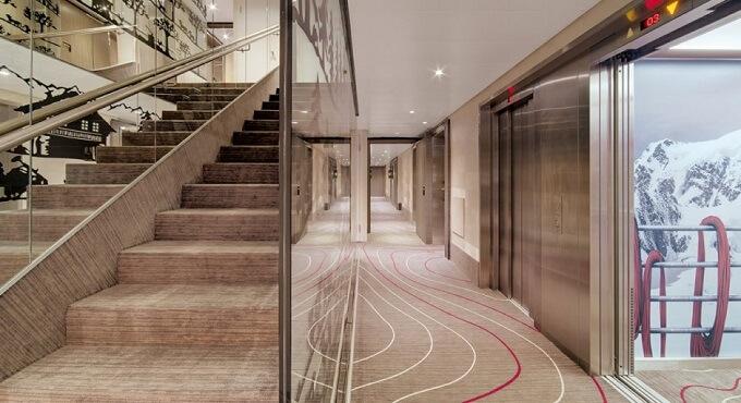 Hotel's-hall