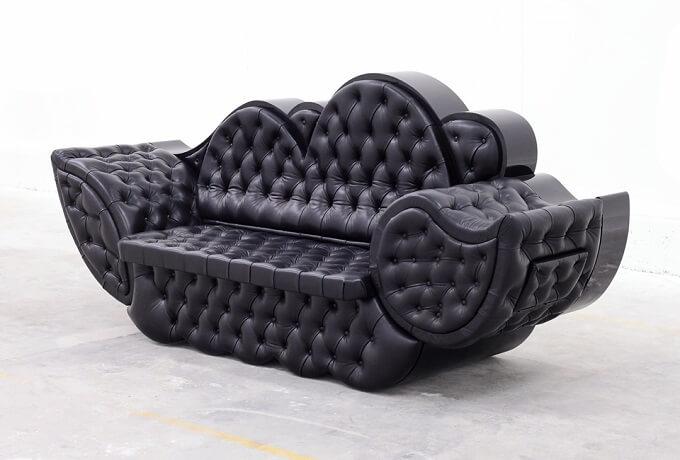 Black-sofa-design