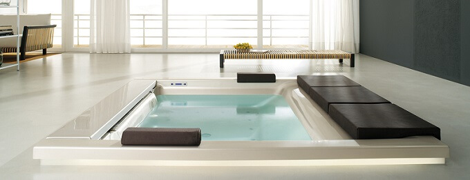 Whirlpool-tub-for-living-room