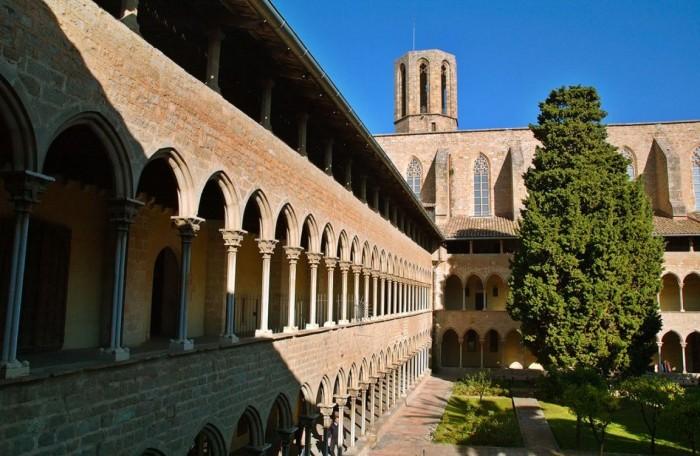 Pedralbes-Monastery-Barcelona