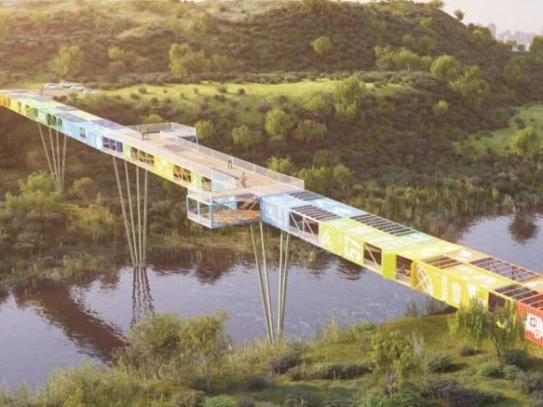 ECOntainer Bridge