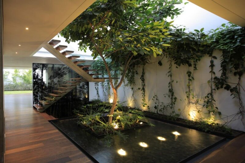 ... Choose To Grow An Indoor Garden. Plants Not Only Cleanse The Air Inside  Your Home And Increase The Aesthetics Of Your Indoors, But They Also Offer  Your ... Nice Look