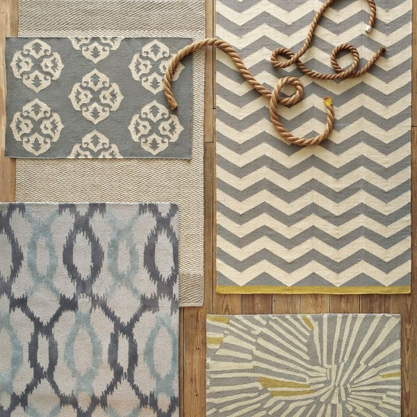 Rustic-Covering-Floors-with-Rugs
