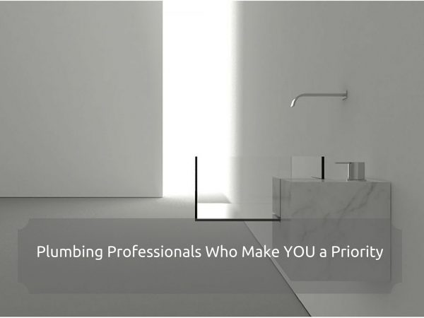 Add subPlumbing Professionals Who Make YOU a Priorityheading-1