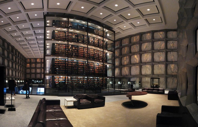 Yale_University's_Beinecke_Rare_Book_and_Manuscript_ library Discover Beinecke Rare Book and Manuscript Library Yale Universitys Beinecke Rare Book and Manuscript Library 1