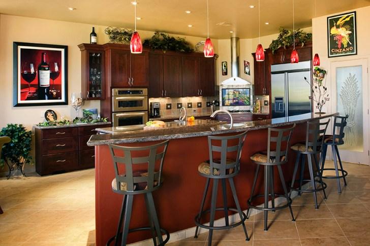 Pics Photos Wine Themed Kitchen Kitchens Design