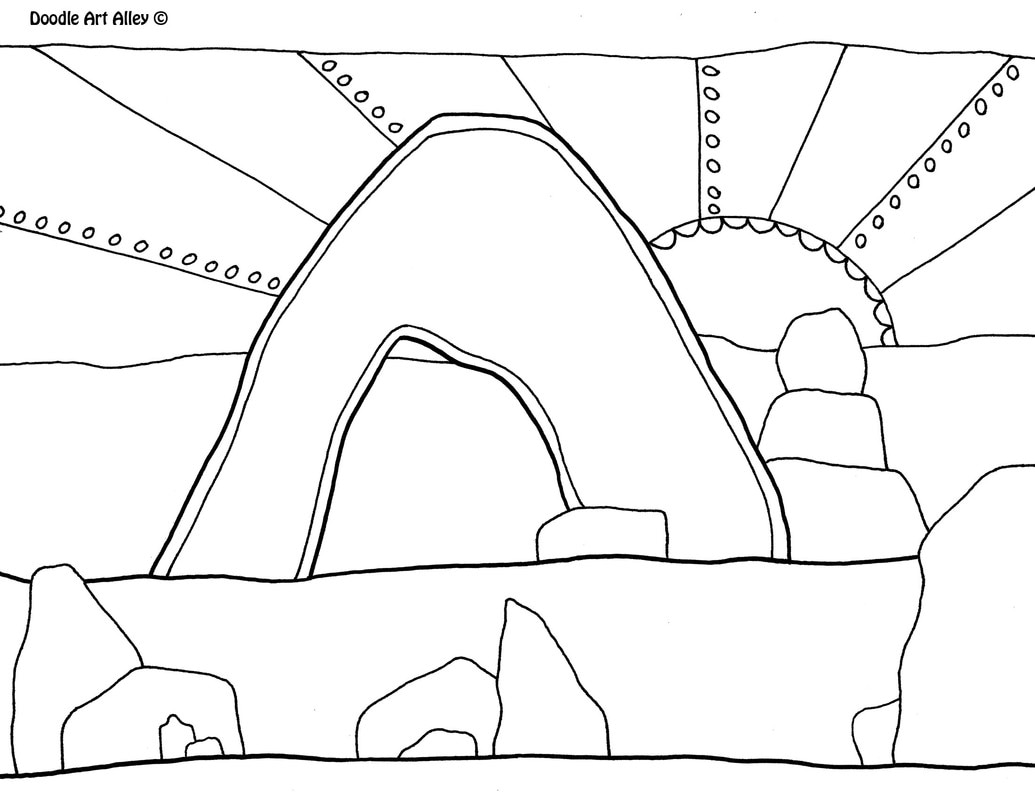 Download Canyonlands National Park Coloring For Free