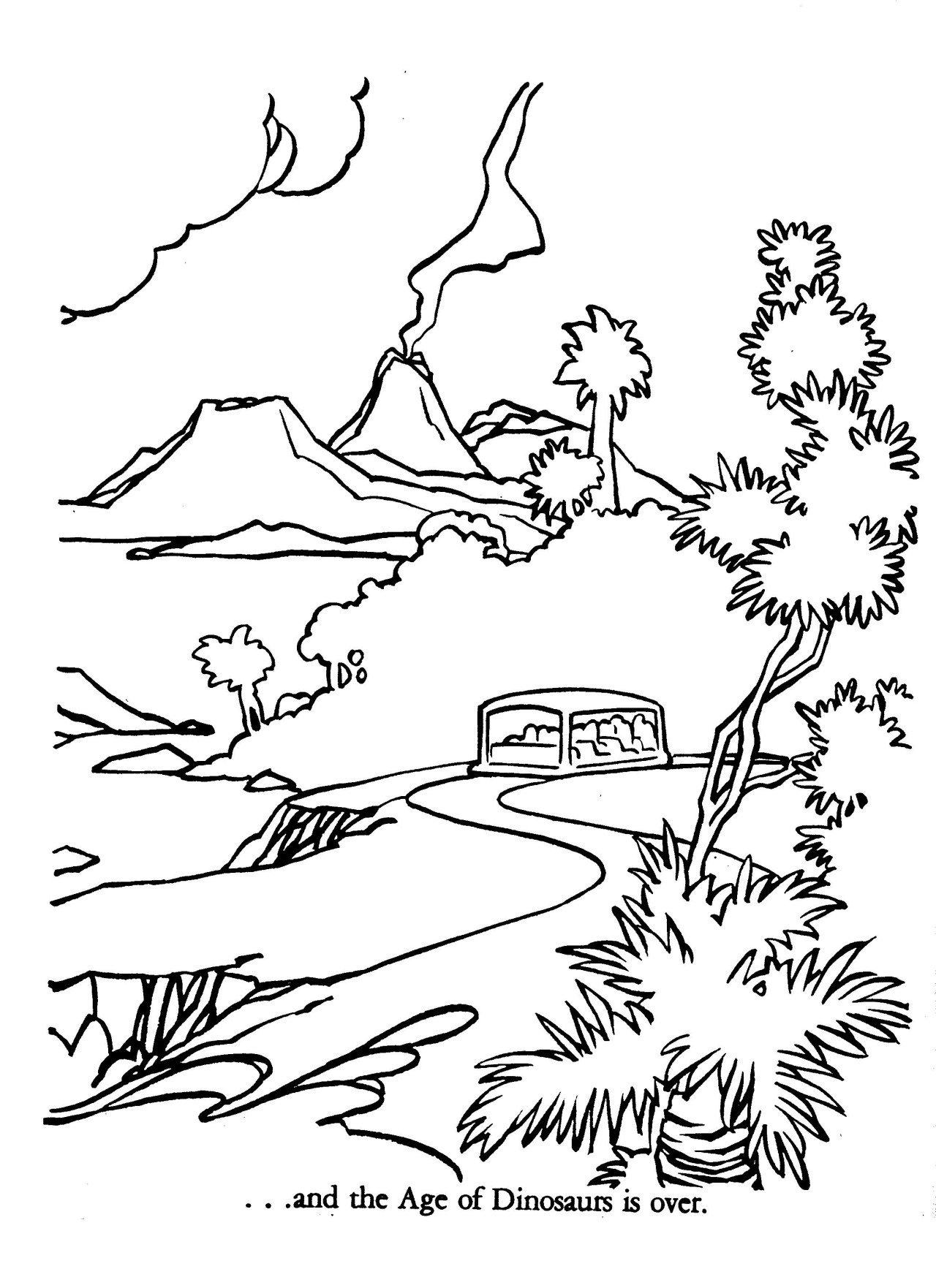 Hydroelectric Energy Coloring Page Coloring Pages