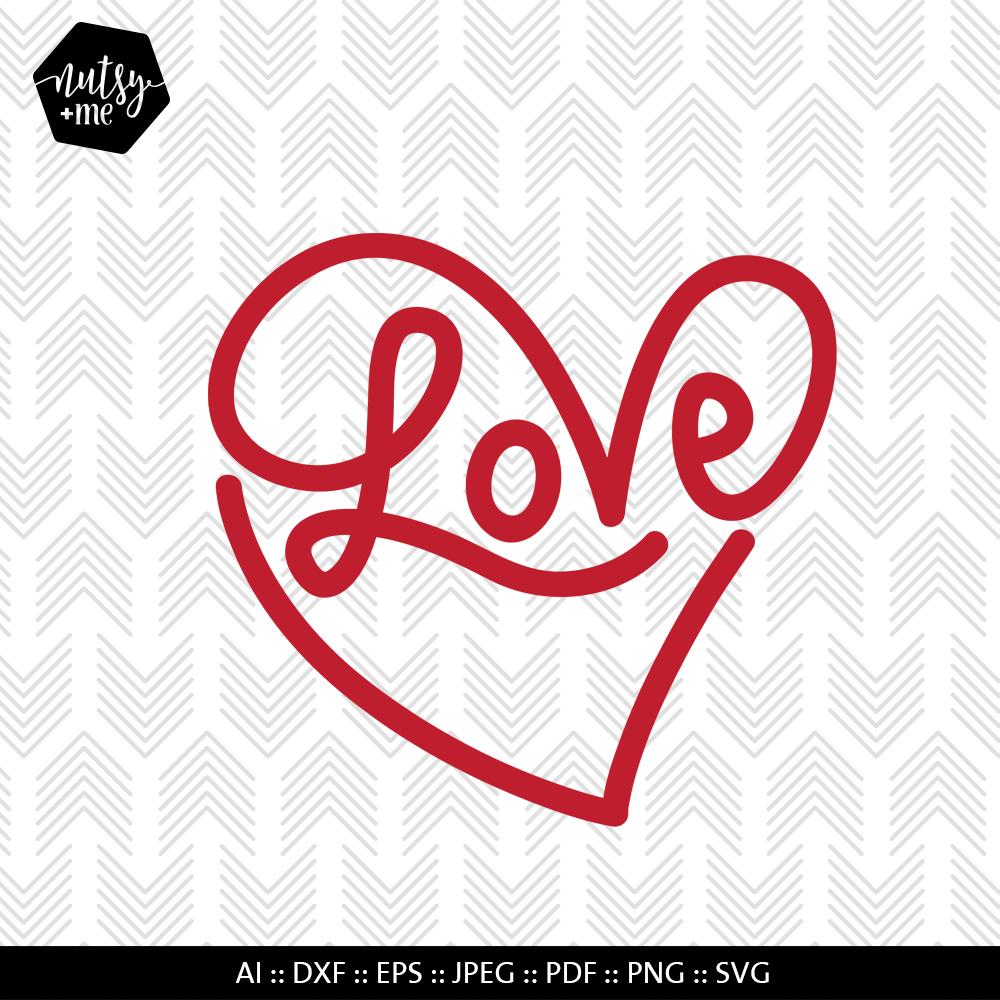 Download Download Love svg for free - Designlooter 2020