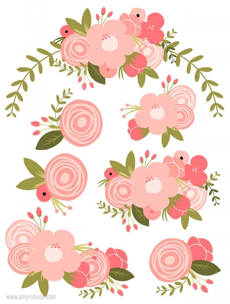 Download Pink Flower svg, Download Pink Flower svg for free 2019