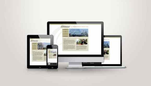 Overholt Law - Web Design