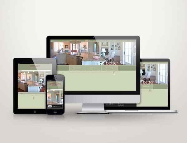 Hagood Homes - Web Design