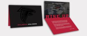 atlanta falcons - graphic design