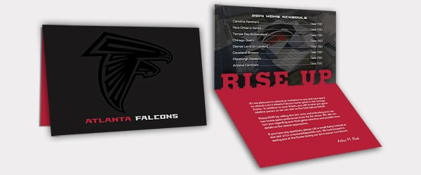 atlanta falcons - graphic design