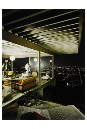 Design Luminy Case-Study-n°22-extérieur6 Case Study n°22 - 1959 - Pierre Koenig (1925-2004) Histoire du design Icônes Références  Pierre Koenig Case Study n°22