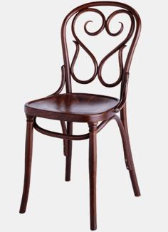 Design Luminy Thonet-numéro-4_Cafe_Daum Chaise Thonet n°14 - 1859 - Michael Thonet (1796-1871) Histoire du design Icônes Références  Thonet n°14 Thonet