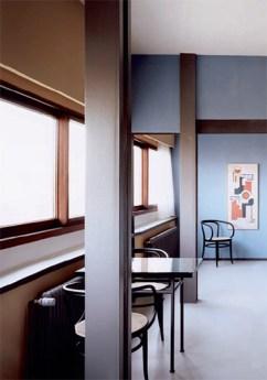 Design Luminy Weissenhof-Le-Corbusier-Thonet-numéro-9 Chaise Thonet n°14 - 1859 - Michael Thonet (1796-1871) Histoire du design Icônes Références  Thonet n°14 Thonet   Design Marseille Enseignement Luminy Master Licence DNAP+Design DNA+Design DNSEP+Design Beaux-arts