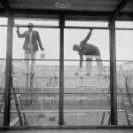 """Design Luminy Hunstanton-School-10 Alison et Peter Smithson, """"The New Brutalism"""" Histoire du design Références Textes"""