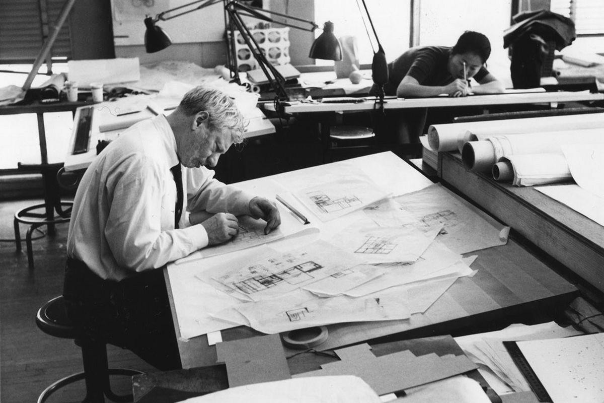 Design Luminy 13_Louis_Kahn.0 Louis Kahn - L'ordre est - 1955 Histoire du design Références Textes  ordre Louis Kahn