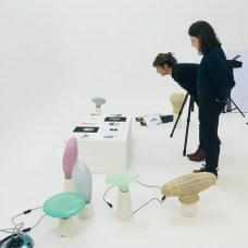 Design Luminy IMG_4600 Nathalie Dewez - Conférence et séance de travail en atelier Intervenants invités Work in progress  Nathalie Dewez Idir Messaoud Cassandre Aurick