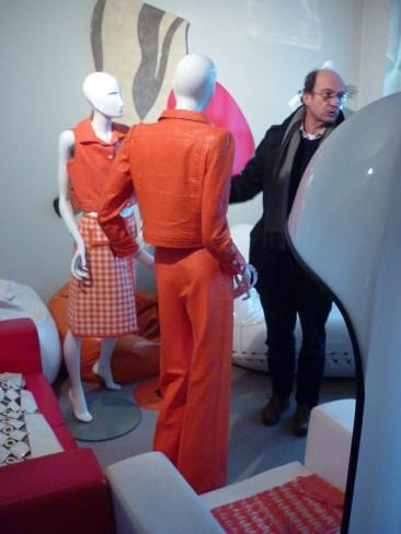 Design Luminy P1060532 Plasticarium - Adam Museum - Bruxelles Histoire du design Références  Plastique Plasticarium Philippe Decelle Bruxelles