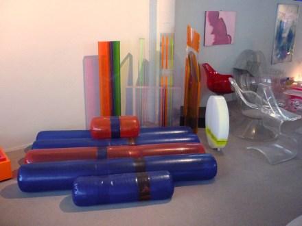 Design Luminy P1060539 Plasticarium - Adam Museum - Bruxelles Histoire du design Références  Plastique Plasticarium Philippe Decelle Bruxelles