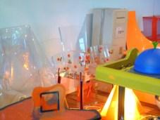 Design Luminy P1060550 Plasticarium - Adam Museum - Bruxelles Histoire du design Références  Plastique Plasticarium Philippe Decelle Bruxelles
