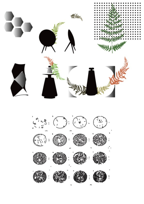 Design Luminy project-1-b_w-3 Adèle Bergès - Concept store pour B&O BRISTOL, Faculty of Art, Media and Design Séjours Erasmus Work in progress  Adèle Bergès   Design Marseille Enseignement Luminy Master Licence DNAP+Design DNA+Design DNSEP+Design Beaux-arts