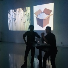 Design Luminy IMG_5087 Conférence de MAXIMUM Intervenants invités Work in progress  recyclage Maximum déchet Conférence