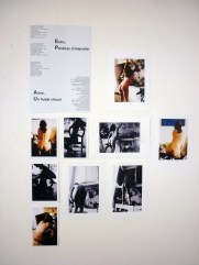 Design Luminy Camille-Guibaud-Bilan-2011-5 Camille Guibaud - Recherches en cours Work in progress  Camille Guibaud