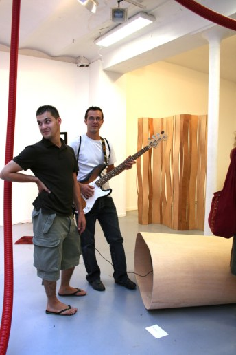 Design Luminy Expo-Diplômes-2007-50 Exposition des travaux de diplôme (Dnap & Dnsep) - 2007 Archives Diplômes Work in progress