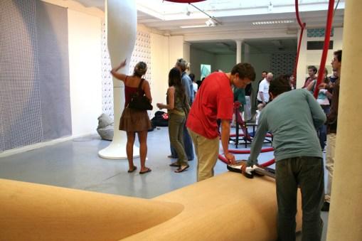 Design Luminy Expo-Diplômes-2007-56 Exposition des travaux de diplôme (Dnap & Dnsep) - 2007 Archives Diplômes Work in progress    Design Marseille Enseignement Luminy Master Licence DNAP+Design DNA+Design DNSEP+Design Beaux-arts