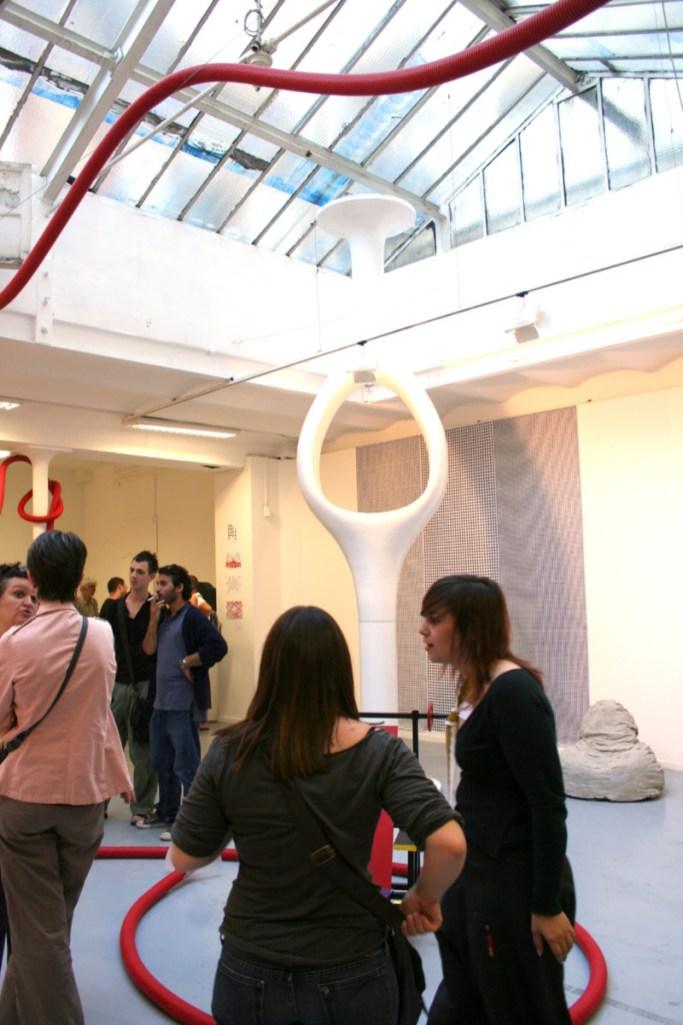 Design Luminy Expo-Diplômes-2007-65 Exposition des travaux de diplôme (Dnap & Dnsep) - 2007 Archives Diplômes Work in progress    Design Marseille Enseignement Luminy Master Licence DNAP+Design DNA+Design DNSEP+Design Beaux-arts