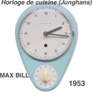 Design Luminy HorlogeDeCuisineJunghans1953MaxBill19081994_2 HorlogeDeCuisineJunghans1953MaxBill19081994_2