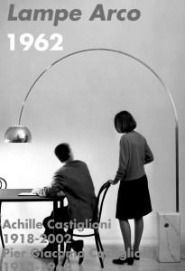 Design Luminy Lampe-Arco-1962-Achille-1918-2002-Pier-Giacomo-1913-1968-Castiglioni-2 Lampe Arco 1962 Achille 1918-2002 Pier Giacomo 1913-1968 Castiglioni 2