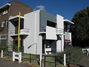 Design Luminy Maison-Schroder-1924-Gerrit-Rietveld-1888-1969 Maison Schroder 1924 Gerrit Rietveld 1888-1969