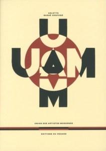 Design Luminy Arlette-211x300 L'UAM, entre Luxe et Standard – Arlette Barré-Despond Histoire du design Références Textes  UAM Robert Mallet-Stevens Pierre Chareau