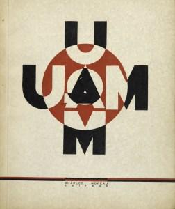 Design Luminy Premier-Bulletin-de-lUnion-des-Artistes-Modernes-1929 L'UAM, entre Luxe et Standard Références  UAM   Design Marseille Enseignement Luminy Master Licence DNAP+Design DNA+Design DNSEP+Design Beaux-arts