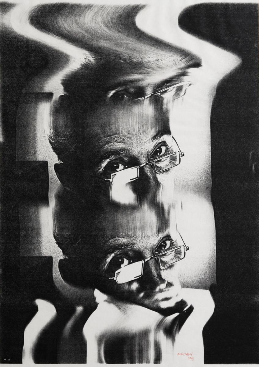 Design Luminy Bruno-Munari-Autoportrait-Xerographie BrunoMunari – Manifeste du machinisme – 1952 Histoire du design Références Textes  Manifeste Bruno Munari