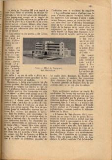 Design Luminy Conférence-22Les-raisons-de-larchitecture-moderne-dans-tous-les-pays22-1er-décembre-1926-5-1 Robert Mallet-Stevens – Les raisons de l'architecture moderne dans tous les pays (conférence) Histoire du design Références Textes  Robert Mallet-Stevens