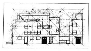 Design Luminy Tracés-300x168 À propos de Robert Mallet-Stevens – La théorie architecturale et la géométrie – François Hébert-Stevens Histoire du design Références Textes  Robert Mallet-Stevens