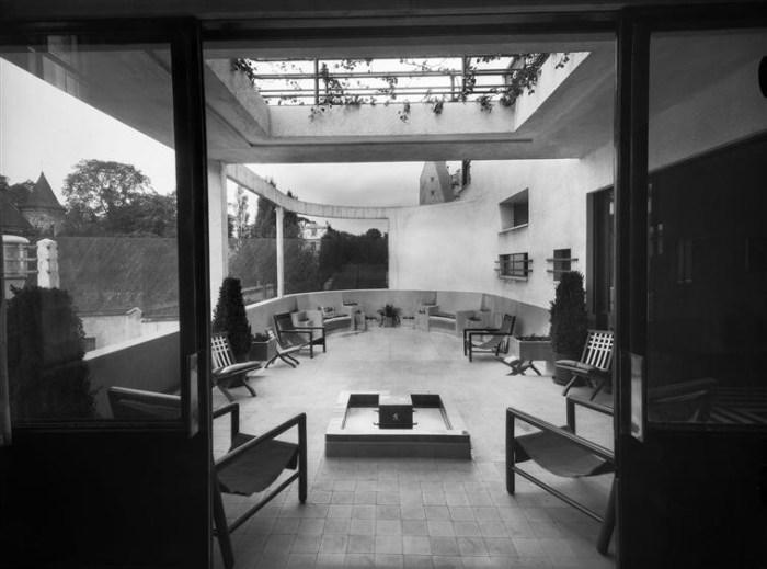 Design Luminy Terrasse-de-la-villa-de-Robert-Mallet-Stevens-à-Paris RobertMallet-Stevens – Les idées novatrices de M.Mallet-Stevens Histoire du design Références Textes  Robert Mallet-Stevens