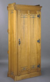 Design Luminy Armoire-Silex-1905-01 Gustave Serrurier-Bovy (1858-1910) – Mobilier Silex Histoire du design Icônes Références  Silex Gustave Serrurier-Bovy Art Nouveau