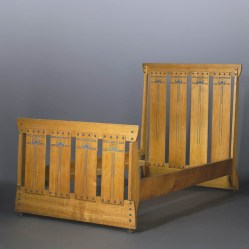 Design Luminy Lit-Silex-1905 Gustave Serrurier-Bovy (1858-1910) – Mobilier Silex Histoire du design Icônes Références  Silex Gustave Serrurier-Bovy Art Nouveau