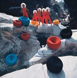 Design Luminy Up-Gaetano-Pesce-1969-1 Up Gaetano Pesce 1969 1