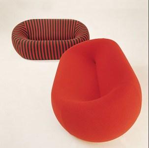Design Luminy Up-Gaetano-Pesce-1969-11 Donna 1939 – Gaetano Pesce (1939-) Histoire du design Icônes Références  Up Pop Gaetano Pesce